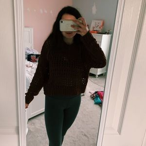 Tilly's Sweaters - Brown tillys sweater